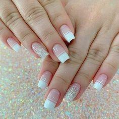 Manicure Nail Designs, Acrylic Nail Designs, Nail Manicure, Gel Nails, Chic Nails, Stylish Nails, Trendy Nails, Acrylic Nails Coffin Pink, Colored Acrylic Nails