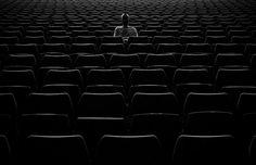 White Screen * Grand Ecran - Cinema - Movie.