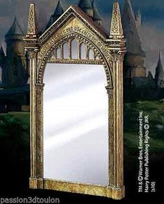 Harry potter chateau poudlard produits d riv s cin ma for Miroir du rised