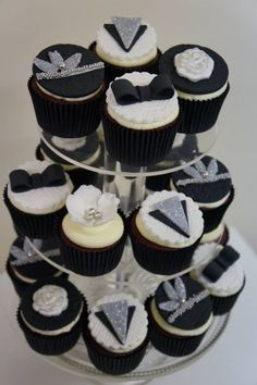 great gatsby 21st cupcakes - Google Search