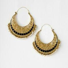 pretty earrings with dangles