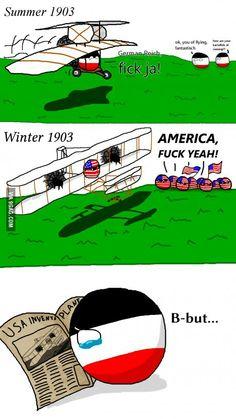 #Germany #USA #history