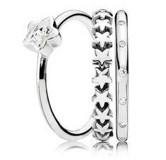 403a62153 #Pandora #Rings #jewellery Pandora Jewelry, Pandora Bracelet Charms, Pandora  Rings,
