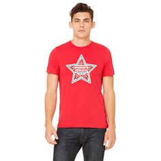 Genius Tee - Adult - Mary Pickersgill - Star