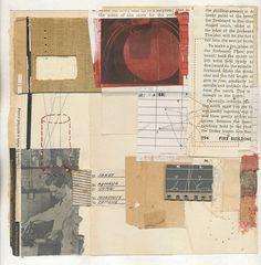 Melinda Tidwell collages