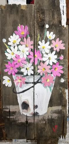 Girls With Flowers, Flower Paintings, Art, Paintings Of Flowers, Art Background, Flower Pictures, Kunst, Performing Arts, Floral Paintings