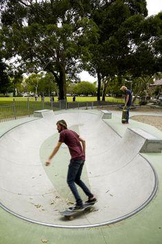 Mini Skate Bowl