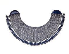 Broad Collar, ca. 1336-1327 B.C.E., ca. 1327-1323 B.C.E., or ca.1323-1295 B.C.E.,40.522 - Beadwork - Wikipedia, the free encyclopedia