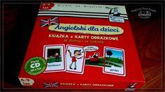 """""""Angielski dla dzieci. W domu i w szkole"""", wyd. EDGARD, http://magicznyswiatksiazki.pl/?p=21535"""