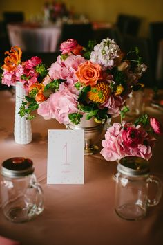 Photography : Pen/Carlson | Flowers : Hello Darling Read More on SMP: http://www.stylemepretty.com/living/2013/10/11/the-perfect-bridal-shower-from-clementine-custom-events/