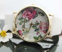 2014 of the best selling watches retro flower by itypeicool, $6.99