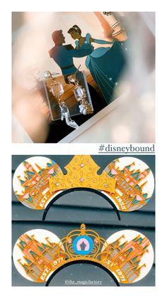 Disney cinderella earrings and disney princess inspiration Cinderella Disney, Disney Princess, Disney Earrings, Disney Bound, Disney Movies, Party Themes, Whimsical, Nostalgia, Childhood
