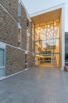 Gallery of Alto del Carmen Town Hall / Espiral + Iglesis-Prat Arquitectos - 2