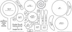 Let's Cook Breakfast Patterns