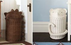 Rattan Animal Hampers — Family Find