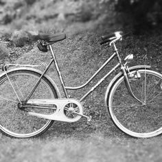 bicylce of my grandpa.