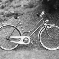 bicylce of my grandpa.