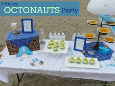 Throwing a Disney Octonauts Party!