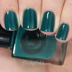 Cirque Tavern On The Teal | Metropolis Collection | Peachy Polish