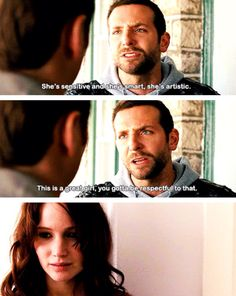 Silver Linings Playbook directed by David O. Tv Show Quotes, Film Quotes, Silver Linings Playbook Quotes, Movies Showing, Movies And Tv Shows, Movies Worth Watching, Chick Flicks, Movie Lines, About Time Movie