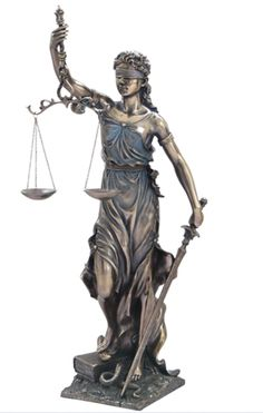 Themis the goddess of justice