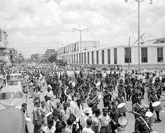 Inaguracion de Túnel de Línea | Cuba de ayer