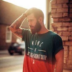 mijn vriendje wil/heeft een baard ...