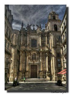 Parroquia de Santa Eufemia_  Orense