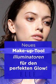 Strahlende Haut: Illuminatoren sorgen jetzt für den perfekten Glow! Während wir die letzten Saison auf Highlighter und Bronzer gesetzt haben, können wir ab jetzt nicht mehr auf Illuminatoren in unserer Make-up-Routine verzichten. Denn das neueste Make-up-Tool vereint Primer und Highlighter in nur einem Produkt und sorgt dabei im ganzen Gesicht für einen natürlich frischen Glow! #illuminatoren #haut #skin #glow #makeup #teint #hautpflege #faltenentferner Make Up Tools, Serum, Anti Aging, Beauty Trends, Routine, Makeup, How To Make, Weight Loss, Oily Skin