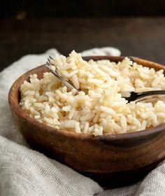 Perfectly Fluffy Brown Rice-8