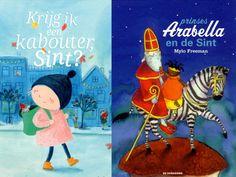 10 heerlijke Sinterklaasboekjes!