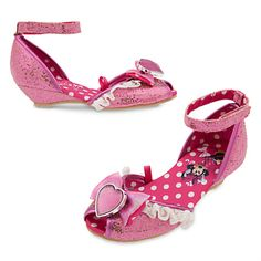 Minnie Mouse Shoes Size Baby/Toddler Size Dress Up Costume Shoes Tinkerbell Fancy Dress, Minnie Mouse Fancy Dress, Minnie Dress, Minnie Mouse Costume Toddler, Minnie Costume, Disney Store Costumes, Disney Princess Costumes, Little Mermaid Costumes, Dress Up Shoes