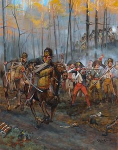 The Pursuit: Second Battle of Dego, 14 April, 1796: Napoleon's cavalry begin the attack on the Austrians in northern Italy.
