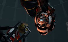 Rise of the Machines: 9 Radical Robots from Video Games Character Base, Game Character, Character Reference, Portal 2 Wheatley, Best Games, Video Games, World, Apollo, Robots