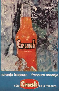 1967. Vintage Advertising Posters, Old Advertisements, Orange Crush, Retro Recipes, Vintage Recipes, Vintage Signs, Vintage Ads, Vintage Food, Sweet Memories