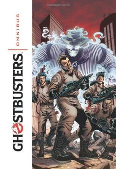 Ghostbusters Omnibus Volume 1 @ niftywarehouse.com #NiftyWarehouse #Ghostbusters #Movie #Ghosts #Movies #Film