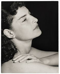 Juliet by Man Ray
