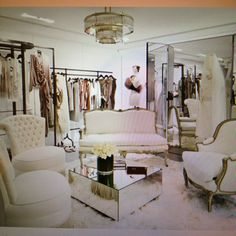 Wishing my closet would look like this!