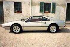 Ferrari 308 GTB vetroresina SP Ver for Leonardo Fioravanti その2 : yaakun!!! web (やーくんウェブ彡)   ・・・ロードバイク、フェラーリ328GTB・・・