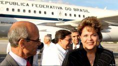 Dilma ironiza polêmica sobre Portugal e diz que pagou conta em restaurante (de Luis Kawaguti)