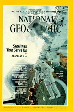 National Geographic September 1983 / National Geographic Photography / Covers