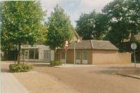 Reisbureau Lindonk,  de Postelstraat.
