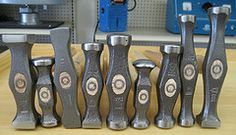 Learn which hammer to use when.... JFF Jeweler Supply: Archives May 2009 : Tool of the Month