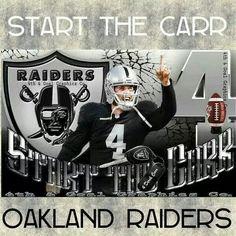 #RAIDERS #RN4L #Carr