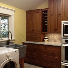 Image detail for -Laundry Room Small Kitchen Design, Pictures, Remodel, Decor and Ideas