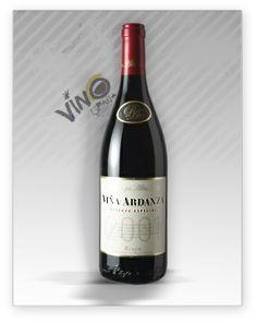 Viña Ardanza Reserva es un vino de D.O. Rioja, elaborado con las varietales Tempranillo 80% y Garnacha 20%. Crianza de 36 meses en barrica de roble americano y 24 meses más en botella antes de salir al mercado. #vino #rioja #wine #redwine