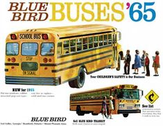 Old School Bus, School Buses, Fort Valley, Bus Stop, Busses, Classic Trucks, Archer, Central America, Vintage Advertisements
