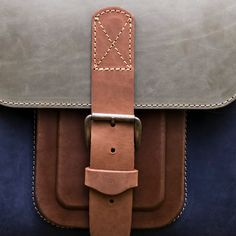 Two in one - backpack & messenger bag-the most universalourdiscovery. In the morning it's your messenger bag with a long shoulder strap and by the end o