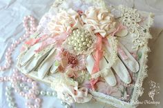shabby chic altered boxes - Google Search