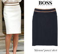 Hugo Boss 'Marene' pencil skirt